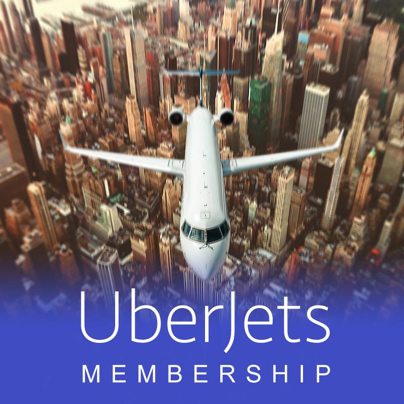 uberjets membership