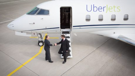 uberjets stock photo 5