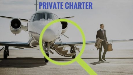 private charter graphic