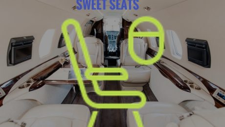 uberjets sweet seats