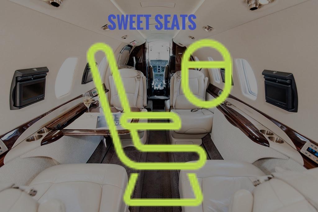uberjets sweet seats