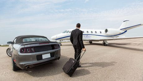 uberjets private charter