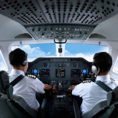 uberjets pilots