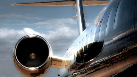 private jet covid-19