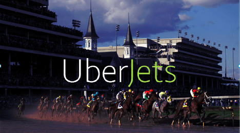 Kentucky Derby UberJets